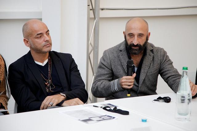 Fashion Colloquia, Maurizio Modica e Pierfrancesco Gigliotti, Frankie Morello by Domus Academy, via Flickr