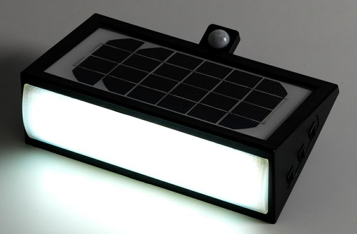 50 ultra bright led solar lamp with enhanced panel  This lamp can be placed wherever you want without any electrical installation. We equipped it with 3 buttons:  1. On-off.  2. Motion sensor. 3. 25-50 led selection button. http://www.idfdesign.com/led-lamps/la050led.htm [ #design #designfurniture #Produce ]