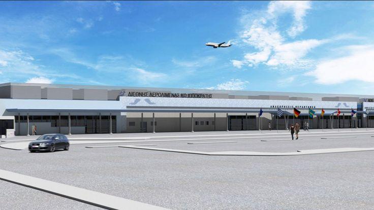 Fraport Greece: Kos Airport to Get €30.5m Makeover