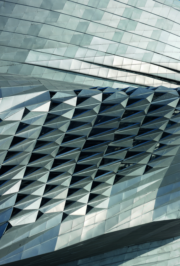 Gallery of Dalian International Conference Center / Coop Himmelb(l)au - 15