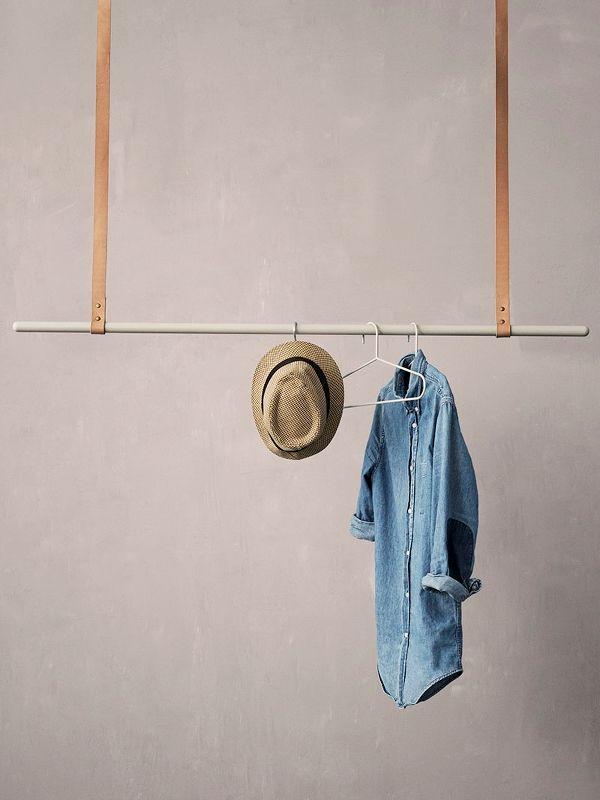 Ferm Living Clothes Rack - Light Grey - Juby Store