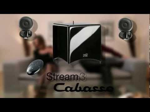 Cabasse Wireless Hifi System