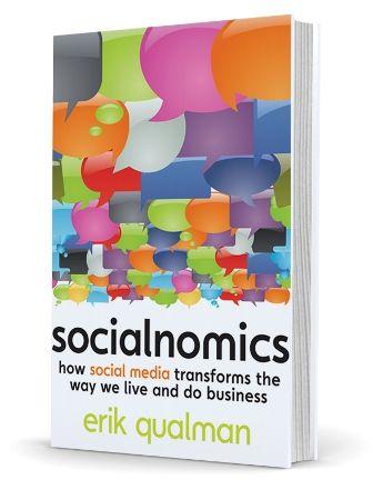 Socialnomics by Erik QualmanWorth Reading, Socialnom, Book Worth, Erik Qualman, Social Media, Media Transformers, Socialmedia, Business, Medium
