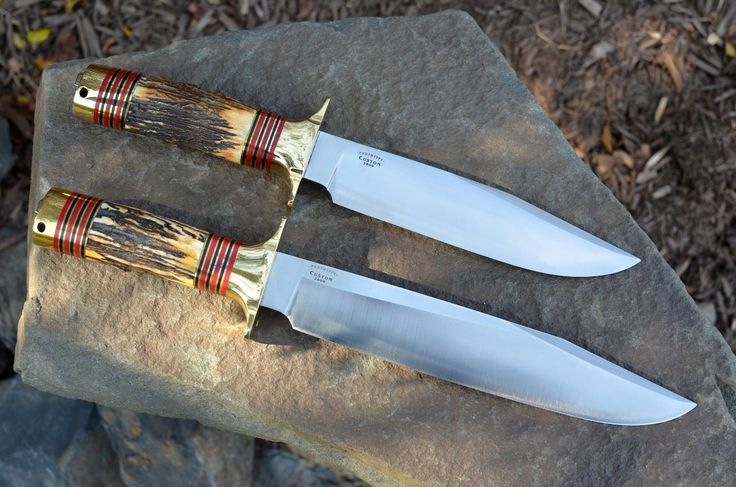custom knives | Custom Bowie Knives of 2009 - - Powered by FusionBB