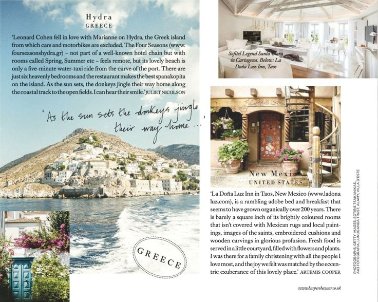 Greece is the place where dreams come true and Hydra has always been one of my favourite wedding destinations. Apparently Harper's Bazaar U.K. had me figured so here it is yours truly on August 2017 issue! Thank you @Harper'sBazaarUK for the honor see you where the donkeys jingle their way home  Thank you to my dear friend and writer @SettyLepida who reads between the lines of my photography <3 #travel #love #instatravel #beauty #amazing #photooftheday #smile #picoftheday #happy #instalove…