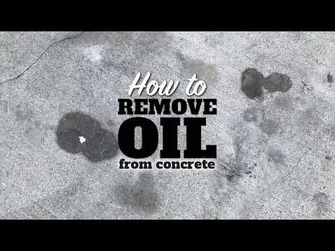 Cleaning Tips - Concrete - Driveway