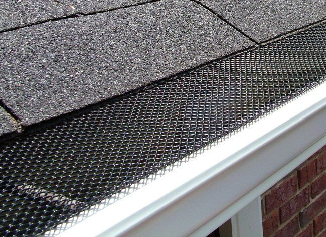 The Best Gutter Guards For Your Home Gutter Sizes Corrugated Roofing