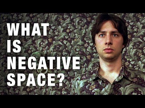 What is Negative Space In Movies? - YouTube