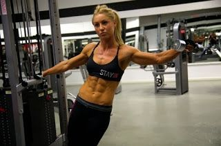 Getting into shape with l-arginine.