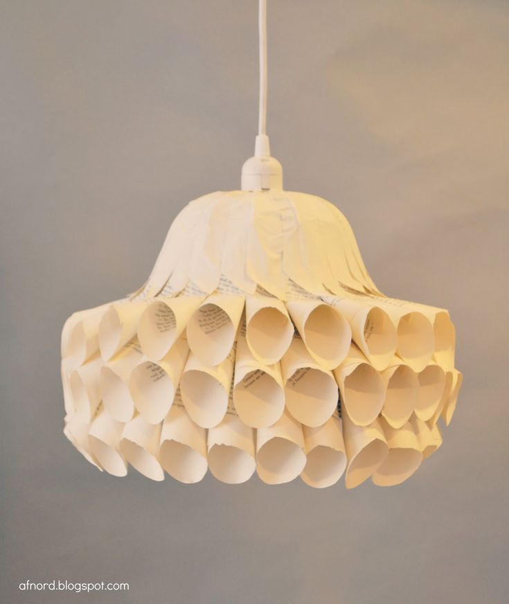 paper lighting. recycle design paper lamp superlike lighting