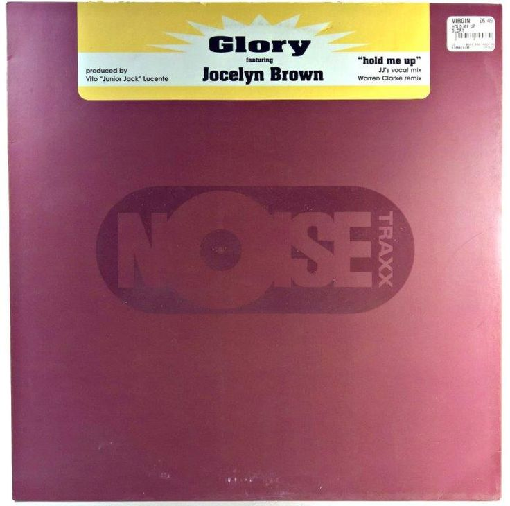 Glory Feat. Jocelyn Brown - Hold Me Up