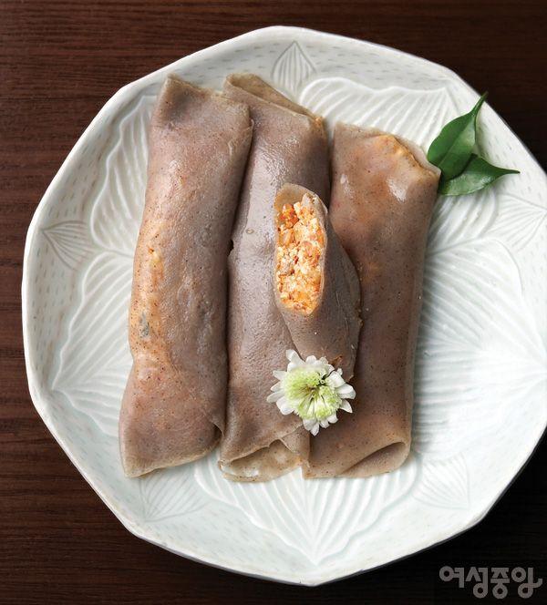 셰프 이명철씨의 고향의 맛, 녹두빈대떡&매밀총떡| Daum라이프