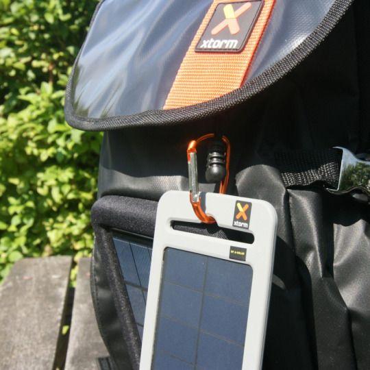 Bateriile externe de la Xtorm sunt soluția perfectă pentru smartphone-ul tău, atunci când pleci în călătorii sau în orice alt momement în care telefonul tău este descărcat, Vezi întreaga colecție disponibilă la QuickMobile: www.quickmobile.ro