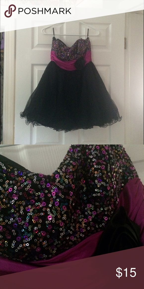 Party dress Party dress for juniors size 7 Dresses Strapless