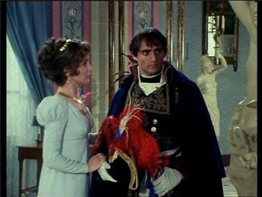 Joséphine ou la comédie des ambitions - Napoléon et Joséphine (Daniel Mesguish et Danièle Lebrun)