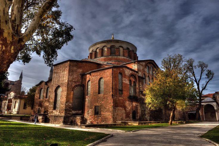 Aya İrini Kilisesi / Hagia Irene (İstanbul)