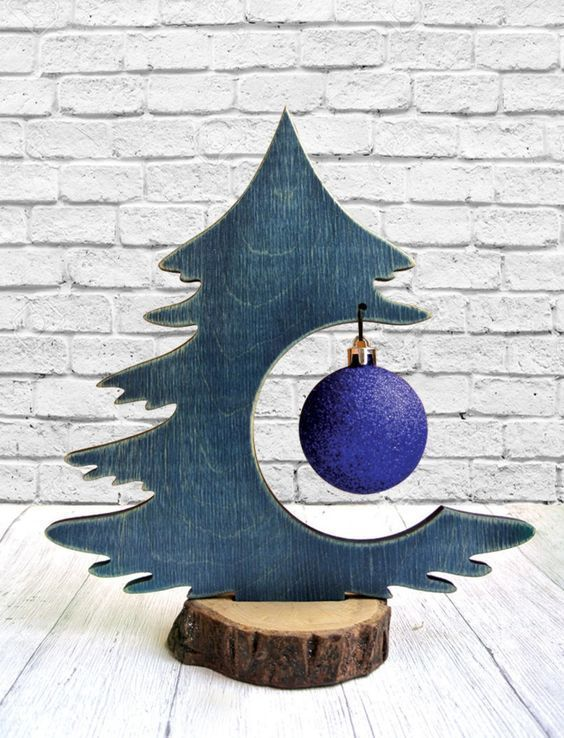 Cool Diy Wooden Christmas Tree Ideas.