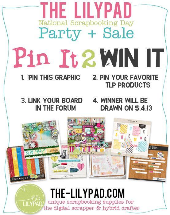 Pin It 2 Win It - iNSD edition!!