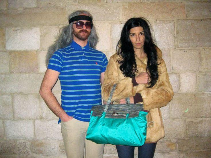 Margot Tenenbaum e Richie Tenenbaum 2.0.
