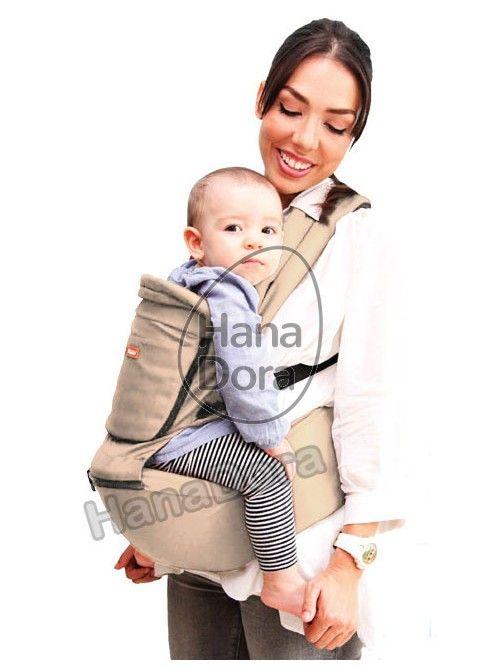 KIDDY HIPREST BABY CARRIER 2IN1 – BEIGE http://www.hanadora.com/gear/kiddy-hiprest-baby-carrier-2in1-beige.html