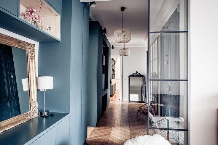 Niebiesko w Paryżu