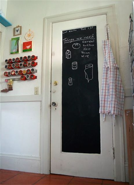 58 best glass door images on pinterest home ideas for Chalk paint door