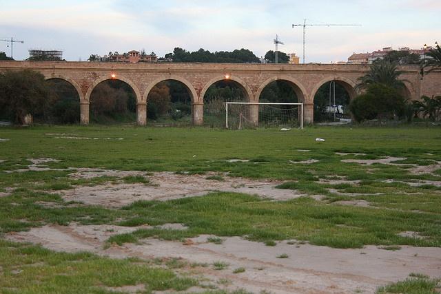 Bridge of La Glea (Dehesa de Campoamor, Orihuela)