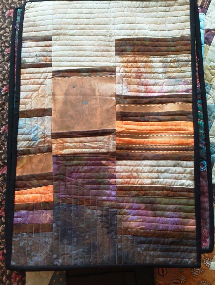 Copper Taranaki 20 x 15 Cindy