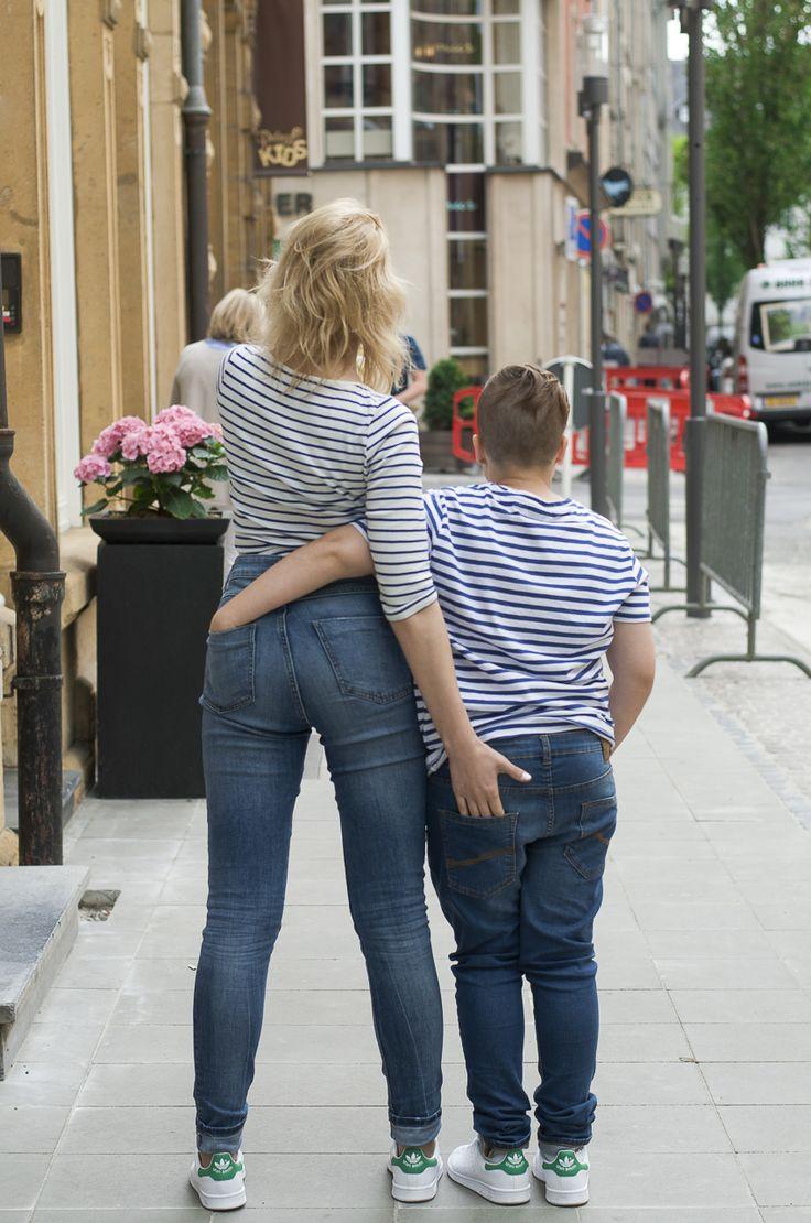 IVANIAS MODE | LIKE MOTHER LIKE SON | http://ivaniasmode.com