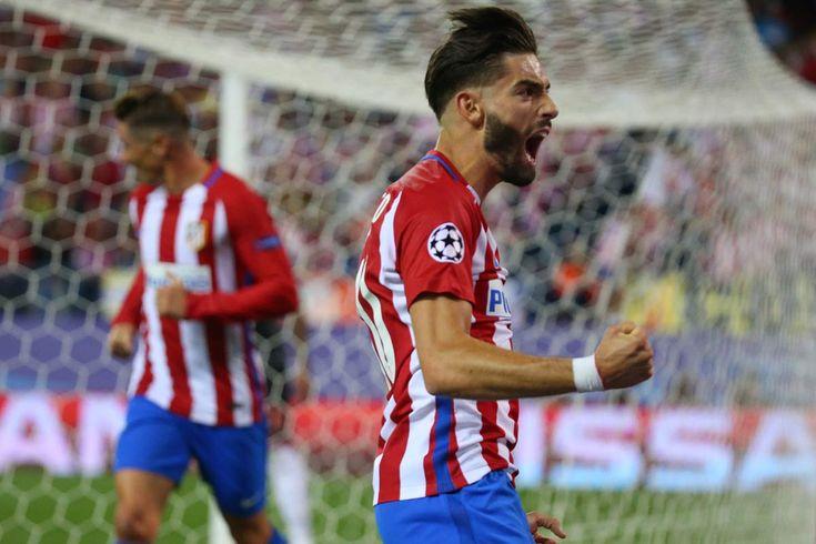Carrasco es la alegría del Atlético
