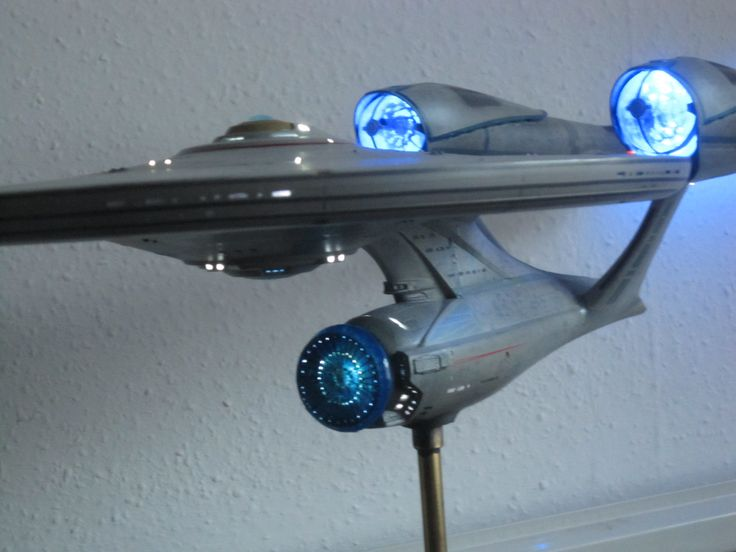 MOTY 2017 Entry JJ Enterprise This is my final submission for the contest.  Submission 5: 1:500 Revell JJ Enterprise  This is my first lighted model and the first Enterprise that I ever built. It's been about 2 years since I built it, it took me 5 months to build. I felt more like an electricia