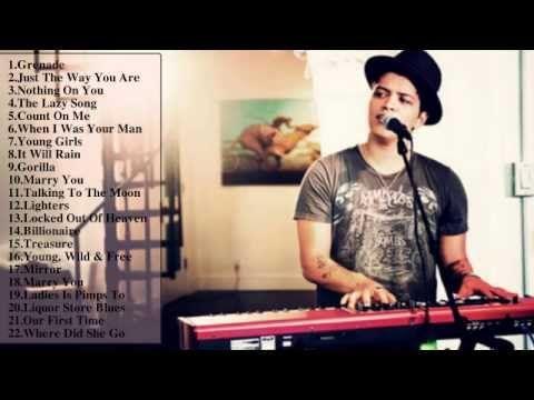 <3 Bruno Mars's Greatest Hits 2014 || Best songs of Bruno Mars +( Link Dowl... <3