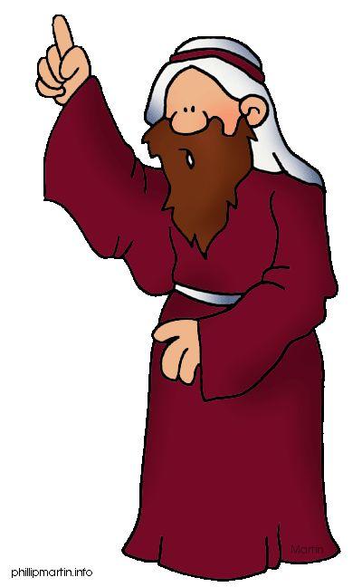 Bible Characters Clip Art