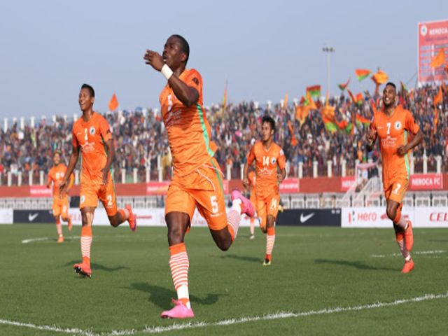 I-League: Arrows, Neroca face-off in the breeding ground of Indian football- http://www.sportscrunch.in/i-league-arrows-neroca-face-off-breeding-ground-indian-football/  #GiftRaikhan, #ILeague201718, #IndianArrows, #LuisNortonDeMatos, #Manipur, #NerocaFC  #Football