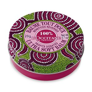 A rose fragranced solidarity balm with a unique design inspired by African Wax tissues specially conceived for Women's Day.