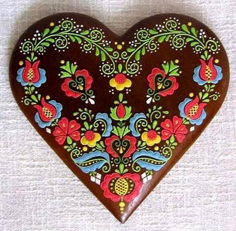 Pernickove srdce - Beauty of Slovakia