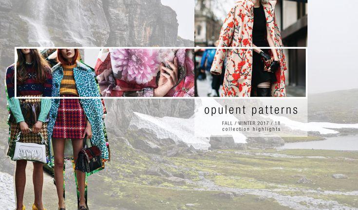 Opulent Patterns - Telio Fashion Fabrics