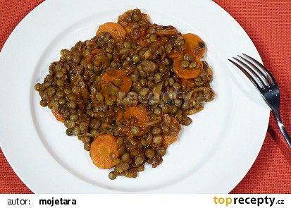 Turecká čočka s mrkví