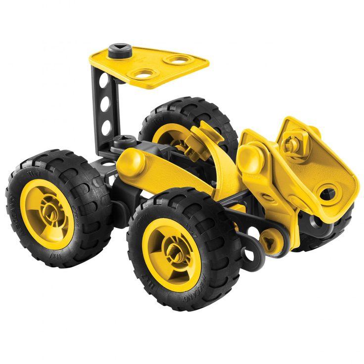 CHARGEUR - 3 MODELES - Meccano JUNIOR - Les produits