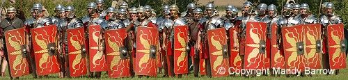 weapons of the roman army  pics. | Search the Woodlands Resources by typing in the box below: