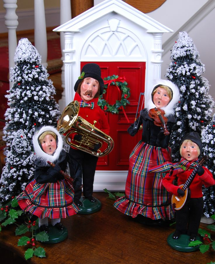 Byers Choice Carolers: 53 Best 2017 Byers' Choice Carolers® Figurines