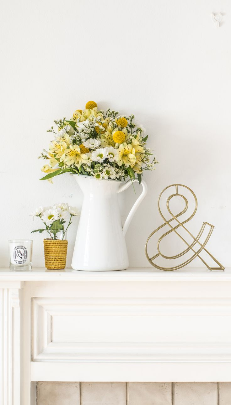 Flowers in vase next day delivery - Adding Small Pops Of Colour This Will Brighten Up Any Home For Summer Shop The Bouquet From With Free Next Day Delivery