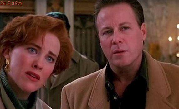 Zemřel 'táta ze Sám doma', americký herec John Heard. Bylo mu 72 let