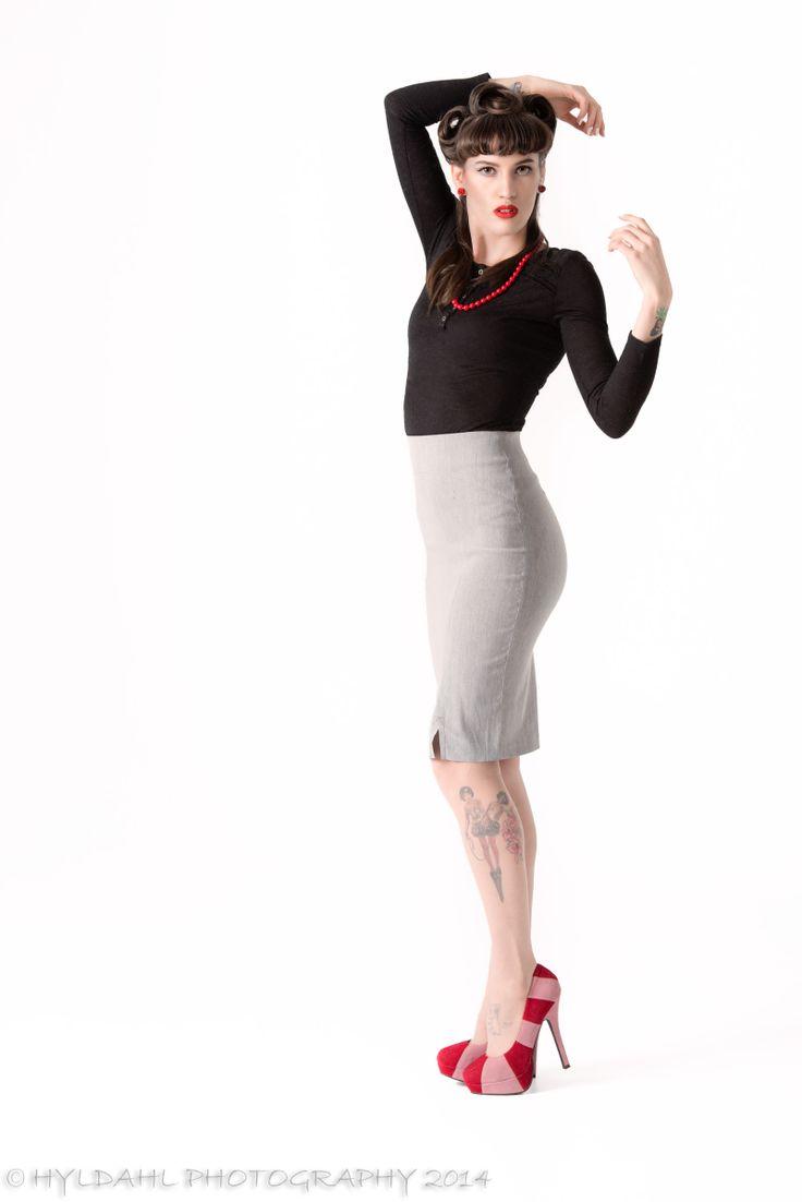 Sarah LeAnn - Hot for Teacher 2014