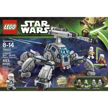 Lego Star Wars 75013 Umbaran MHC - http://www.rekomande.com/lego-star-wars-75013-umbaran-mhc/
