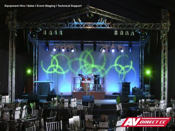 The Guests impression of this stage design will definitely be a memorable one!