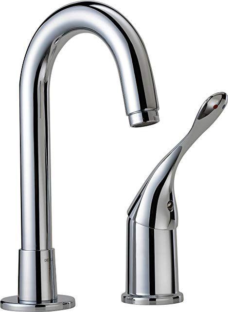 Delta Commercial 710lf Hdf Single Handle Barprep Faucet Chrome