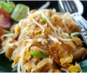 Easy Chicken Pad Thai (without tamarind)
