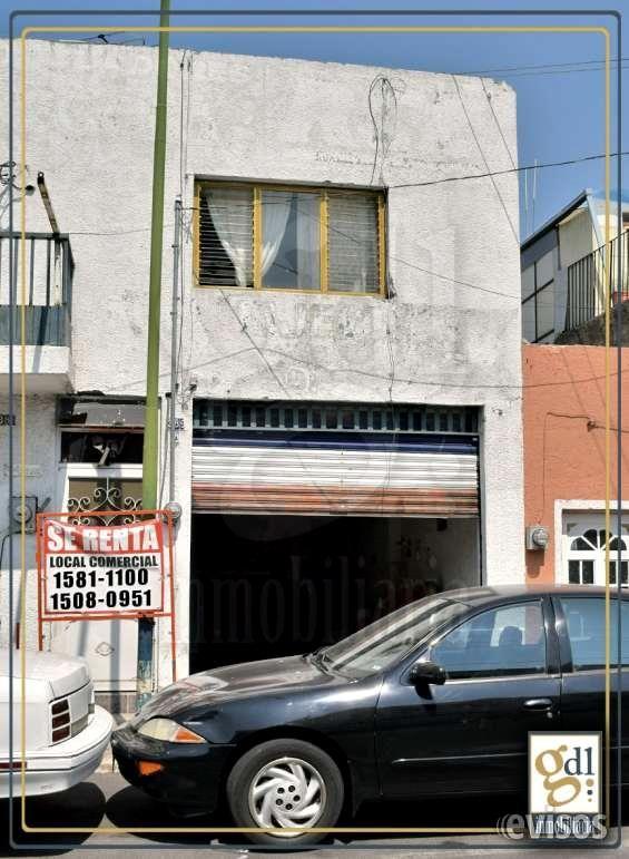 Bodega Santa Tere 80 mts $10,500  Se renta bodeguita en colonia Santa Tere, accesos rápidos a Manuel Acuña, Av. Américas, Av. México. ...  http://guadalajara-city-2.evisos.com.mx/bodega-santa-tere-80-mts-10-500-id-616293