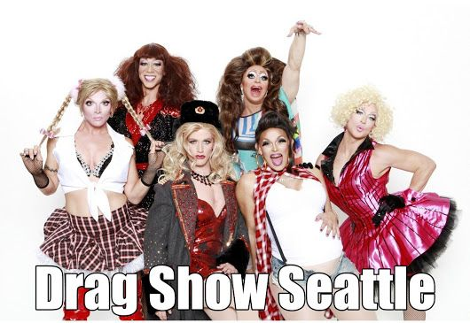 We are an over the top raucous show with an intimate theater. ALL of our seats have a perfect sight line and fully immerse you in our show and all of its fun!. http://mimosaswithmamaseattle.com/